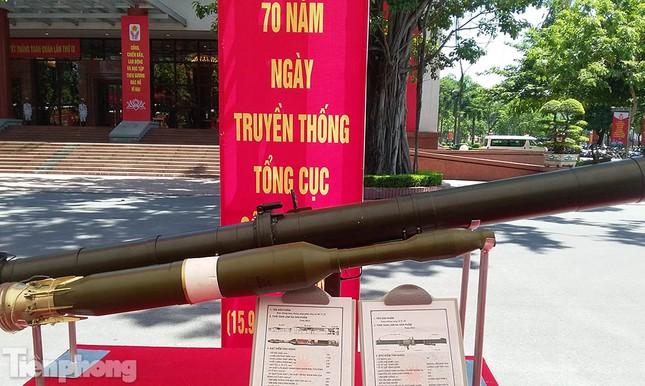 Khám phá vũ khí đặc trưng của quân đội Việt Nam ảnh 9