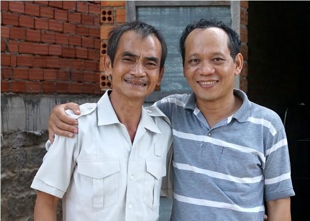 Ông Huỳnh Văn Nén: 'Tôi như đang đi trên mây' ảnh 3