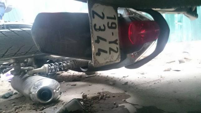 'Xe điên' đâm nát taxi, xe máy: Đường Trường Chinh tắc nghẽn ảnh 7