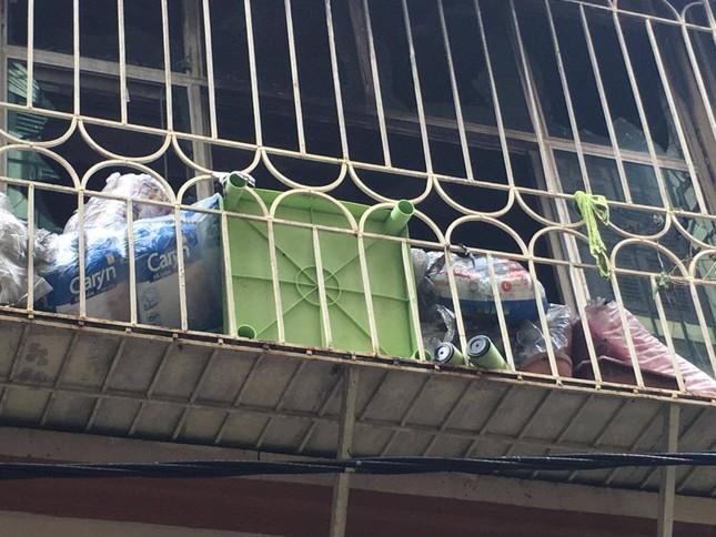 Hiện trường vụ cháy nhà 'chuồng cọp' phố Vọng, khiến 2 người chết ảnh 14
