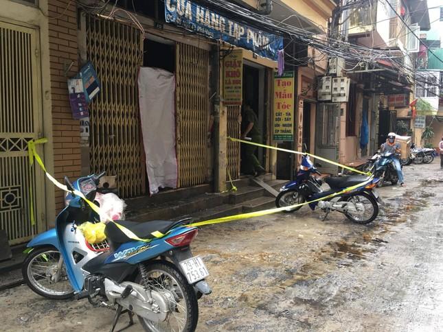 Hiện trường vụ cháy nhà 'chuồng cọp' phố Vọng, khiến 2 người chết ảnh 6