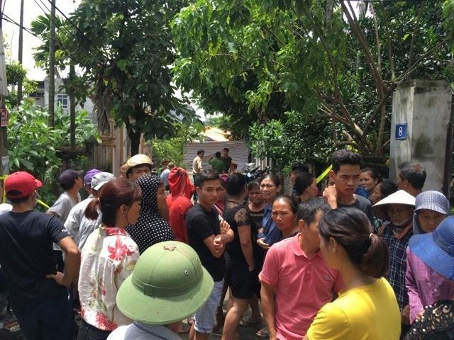 Nhân chứng kể phút kinh hoàng khi anh trai thảm sát cả nhà em ruột tại Hà Nội ảnh 1