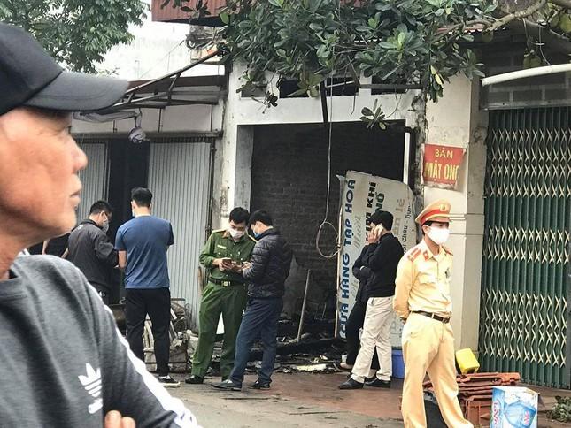Cháy cửa hàng vật liệu xây dựng, 3 người tử vong ở Hưng Yên ảnh 2