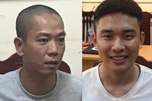 Vụ cướp ngân hàng ở Hà Nội: Trưởng phòng giao dịch bị dí súng vào đầu đe dọa ảnh 1