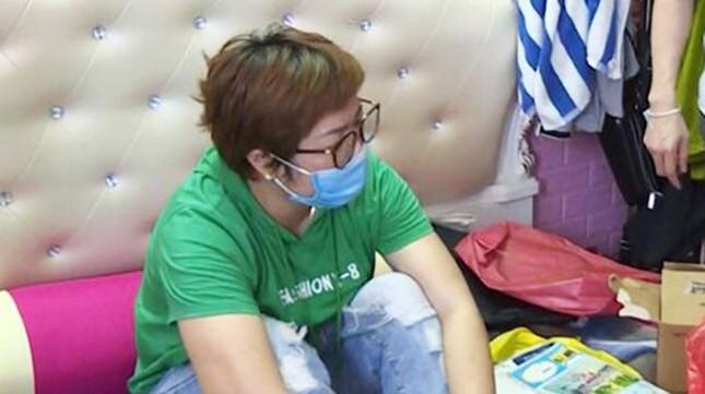 Bắt người cha bạo hành con gái 6 tuổi ở Bắc Ninh ảnh 1