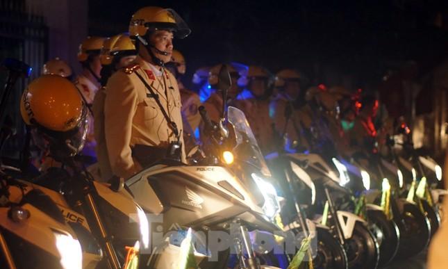 Đảm bảo giao thông xuyên suốt trên các tuyến đường phục vụ Đại hội XIII ảnh 2