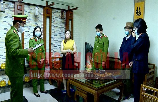 Bắt giam nguyên Phó Giám đốc Sở Y tế tỉnh Sơn La ảnh 1