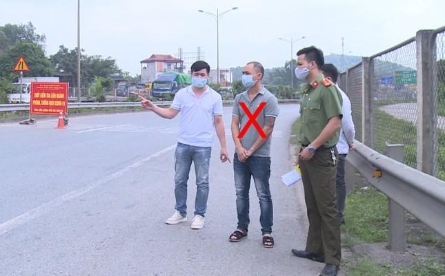 Bắt đối tượng người Trung Quốc nhập cảnh trái phép, dùng CMND giả để qua mặt công an ảnh 1