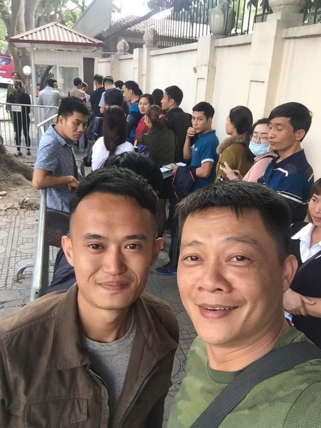 Các MC của VTV, người sang Trung Quốc, kẻ làm thơ cổ vũ U23 Việt Nam ảnh 2