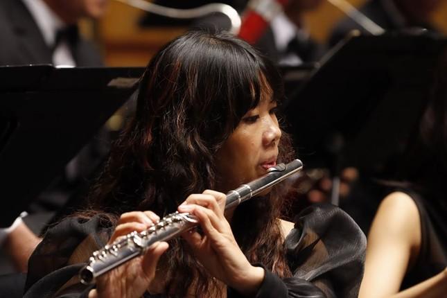 Nhà hát Giao hưởng Nhạc Vũ kịch TPHCM có đêm biểu diễn lớn nhất thế giới mùa COVID ảnh 5