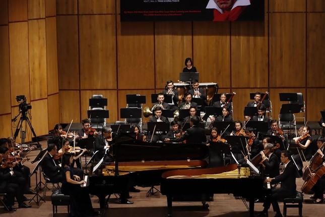 Nhà hát Giao hưởng Nhạc Vũ kịch TPHCM có đêm biểu diễn lớn nhất thế giới mùa COVID ảnh 6