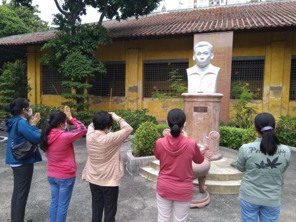 Thăm nơi cố Tổng Bí thư Trần Phú để lại di huấn 'Hãy giữ vững ý chí chiến đấu' ảnh 9