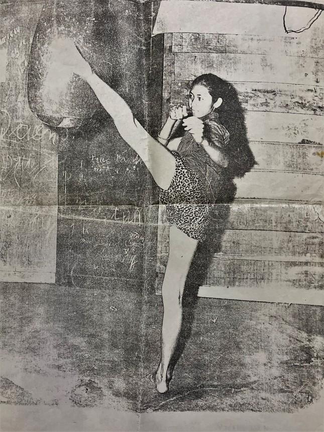 Đồng môn với Lý Huỳnh, nữ võ sĩ Việt Nam đầu tiên thượng đài Lý Lệ Hoa qua đời ảnh 2