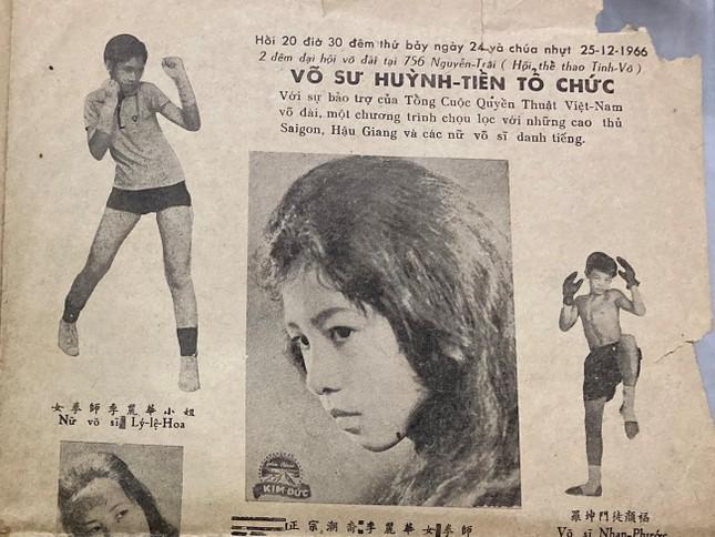 Đồng môn với Lý Huỳnh, nữ võ sĩ Việt Nam đầu tiên thượng đài Lý Lệ Hoa qua đời ảnh 1