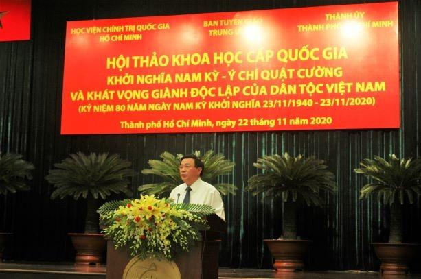 'Khởi nghĩa Nam kỳ - Ý chí quật cường và khát vọng giành độc lập của dân tộc Việt Nam' ảnh 2