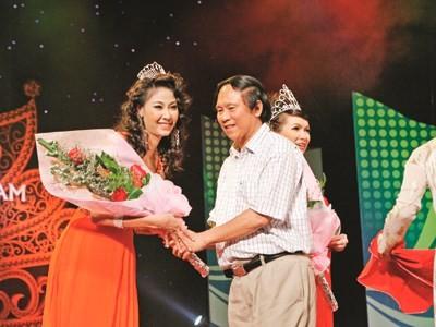 Buổi thi Hoa hậu Việt Nam đầu tiên diễn ra như thế nào? ảnh 2