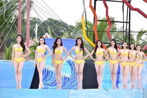 Chiều cao tối thiểu để dự thi Hoa hậu Việt Nam 2016 là?