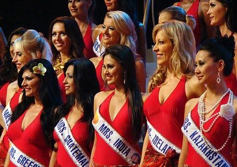 Người đẹp nào từng dự thi Hoa hậu quý bà thế giới?