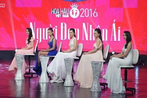 Độ tuổi được dự thi Hoa hậu Việt Nam 2016?