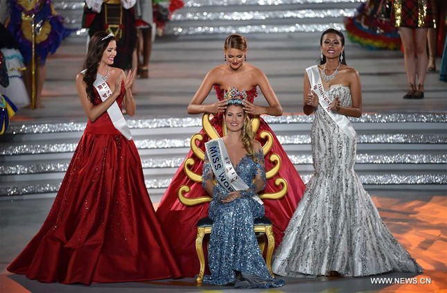 Người đẹp nào dưới đây không tham dự cuộc thi Hoa hậu Thế giới?