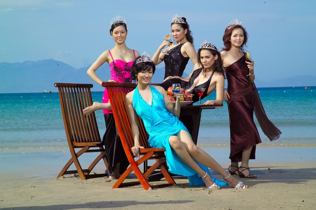 Ai là người đoạt vương miện đầu tiên của cuộc thi Hoa hậu toàn quốc Báo Tiền Phong?