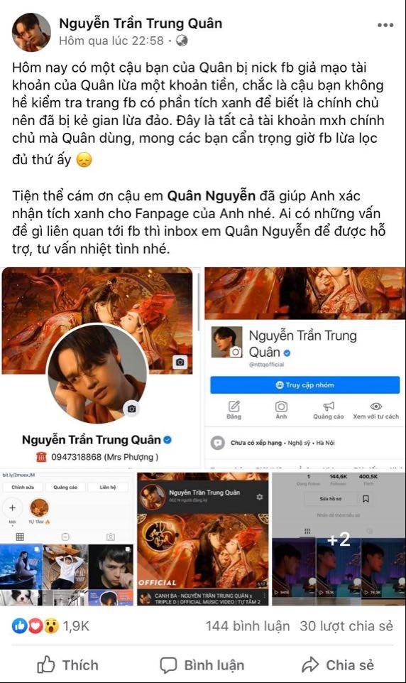 """Showbiz Việt 29/4: Tóc Tiên diện bikini bốc lửa, Đào Bá Lộc tung ảnh mặt mộc gây """"choáng"""" ảnh 13"""