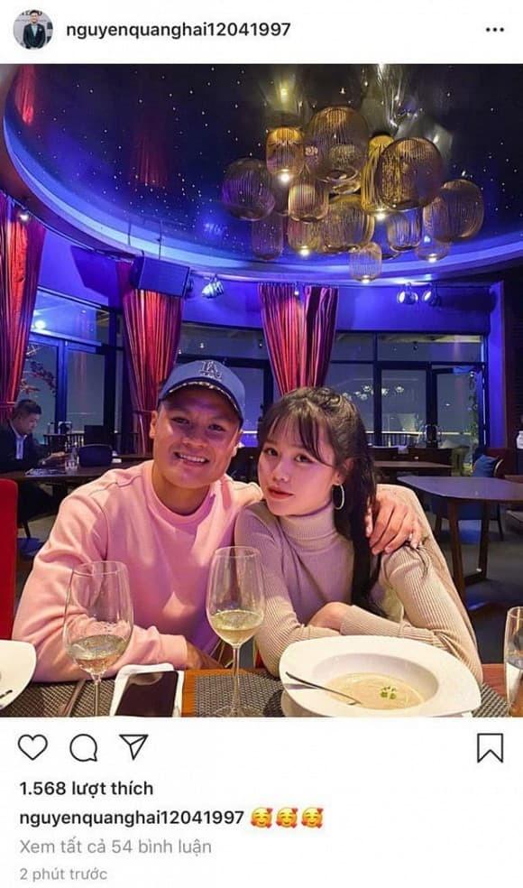 """Showbiz 13/5: Bạn gái Quang Hải """"đáp trả"""" chỉ trích, Hồng Quế phủ nhận chia tay Huỳnh Anh ảnh 5"""