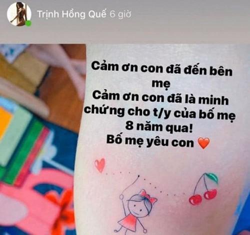 """Showbiz 13/5: Bạn gái Quang Hải """"đáp trả"""" chỉ trích, Hồng Quế phủ nhận chia tay Huỳnh Anh ảnh 9"""