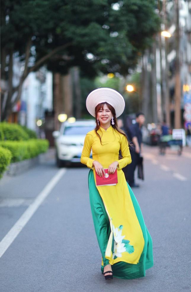 Nữ du học sinh Việt Nam tại Trung Quốc với chuỗi thành tích ấn tượng nơi đất khách ảnh 1