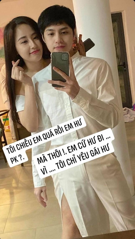 """Noo Phước Thịnh """"thả thính"""" cực mạnh, Ngọc Trinh """"bắt trend"""" chẳng kém ai ảnh 1"""