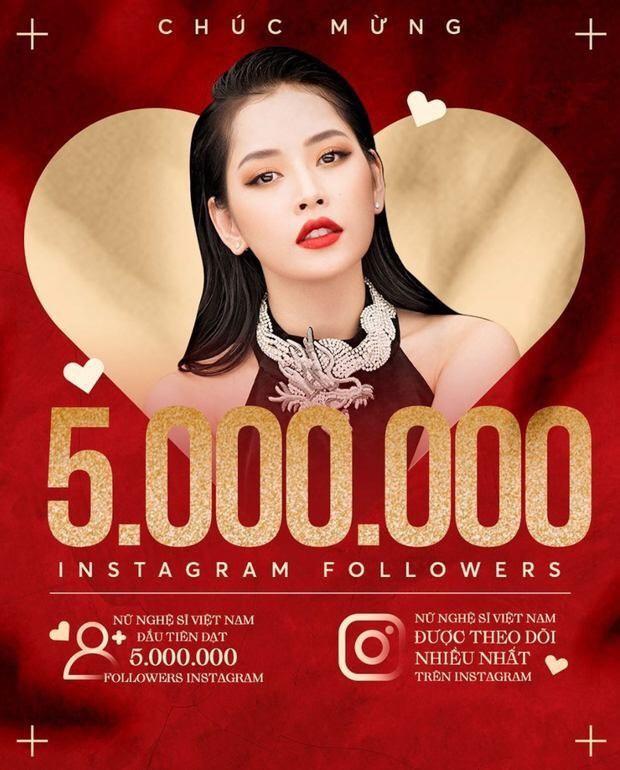 Ngọc Trinh đều đặn thưởng xế hộp cho nhân viên, Chi Pu gây nghi vấn khi đạt 5 triệu follow ảnh 6