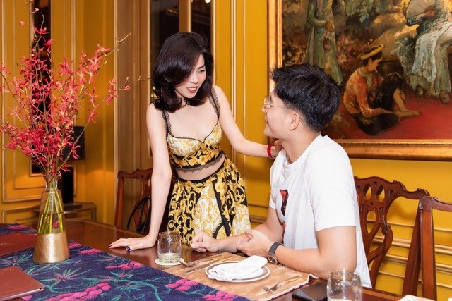 """Lâm Vỹ Dạ chứng minh nhan sắc không phải dạng vừa, Chi Pu bị gọi là """"Dương Mịch Việt Nam"""" ảnh 16"""