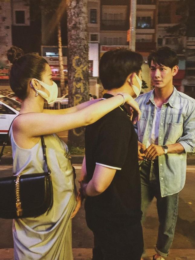 Lã Thanh Huyền đổi kiểu tóc dịu dàng nữ tính. Cao Thái Sơn bất ngờ đăng status tiêu cực ảnh 13