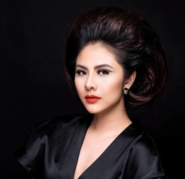 Lã Thanh Huyền đổi kiểu tóc dịu dàng nữ tính. Cao Thái Sơn bất ngờ đăng status tiêu cực ảnh 15