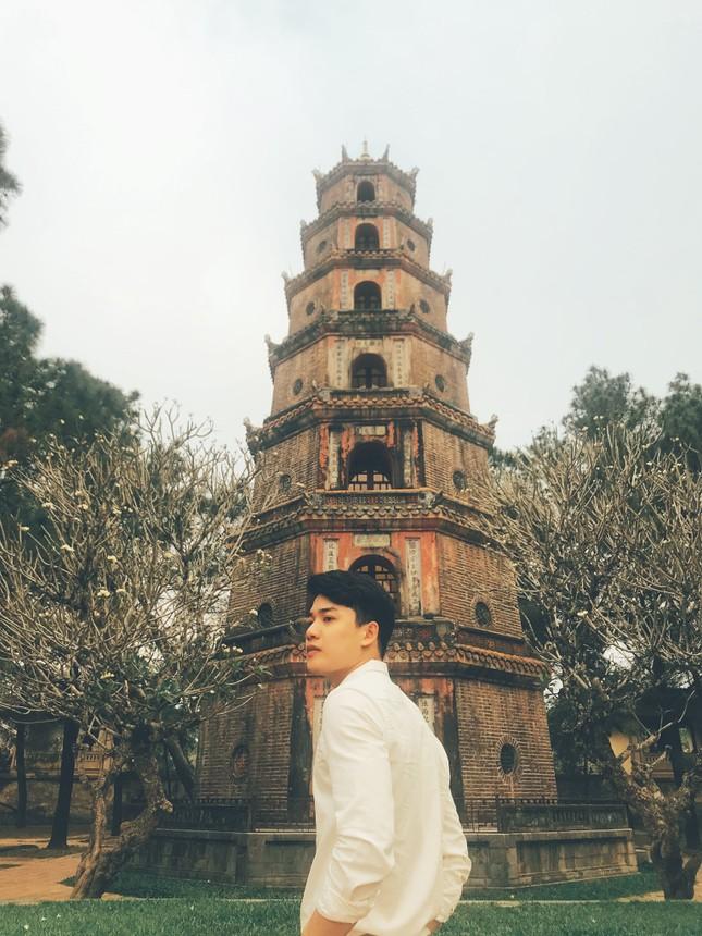 """Minh Thắng:""""Hot boy"""" xứ Huế chuẩn gu """"soái ca"""" trong """"Quý ông đại chiến"""" ảnh 12"""