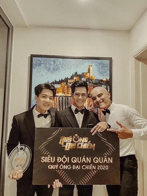 """Minh Thắng:""""Hot boy"""" xứ Huế chuẩn gu """"soái ca"""" trong """"Quý ông đại chiến"""" ảnh 5"""