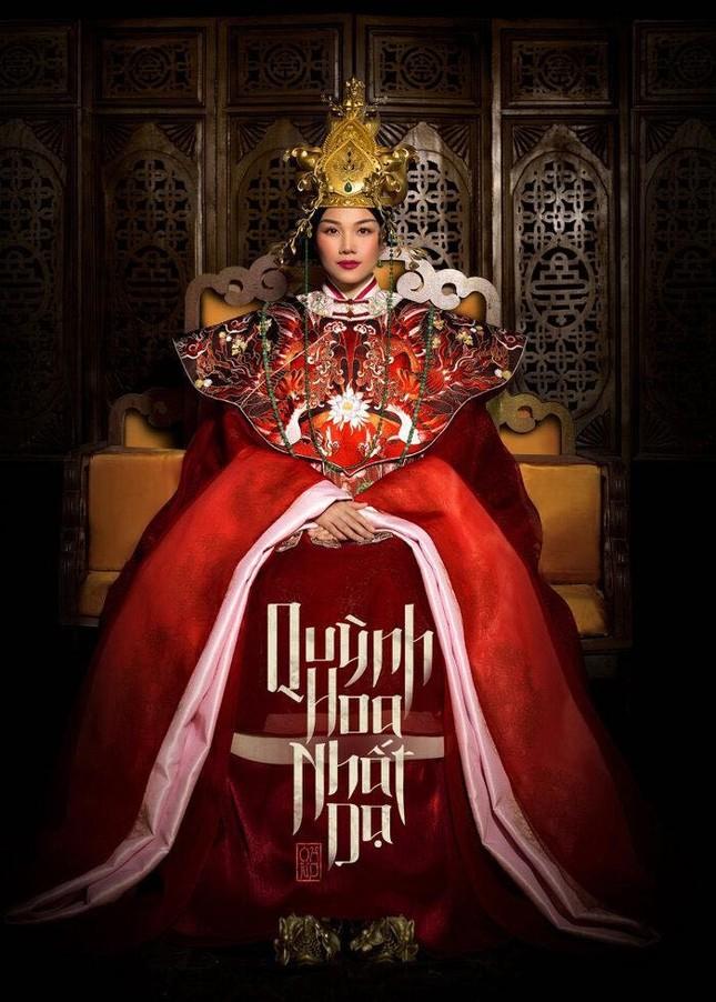 Thanh Hằng ngời ngời khí chất trong vai Dương Vân Nga; Mai Hồ gầy gò khiến fan lo lắng ảnh 19