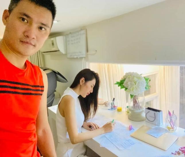 Giữa tâm bão anti-fan Lâm Vỹ Dạ vẫn khoe loạt ảnh đi làm kết hợp du lịch ở Sapa ảnh 8