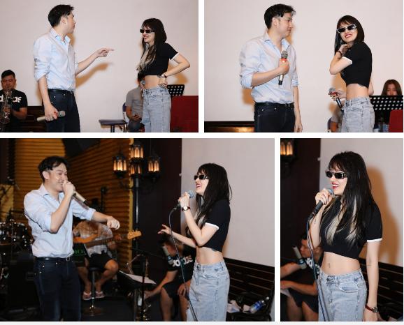 Thu Trang được fan khen trẻ như gái 18; Dế Choắt hỗ trợ bà con miền Trung sửa nhà ảnh 17
