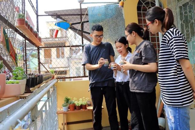 """Sài Gòn xanh hơn với """"Nhà nhiều lá""""  ảnh 2"""