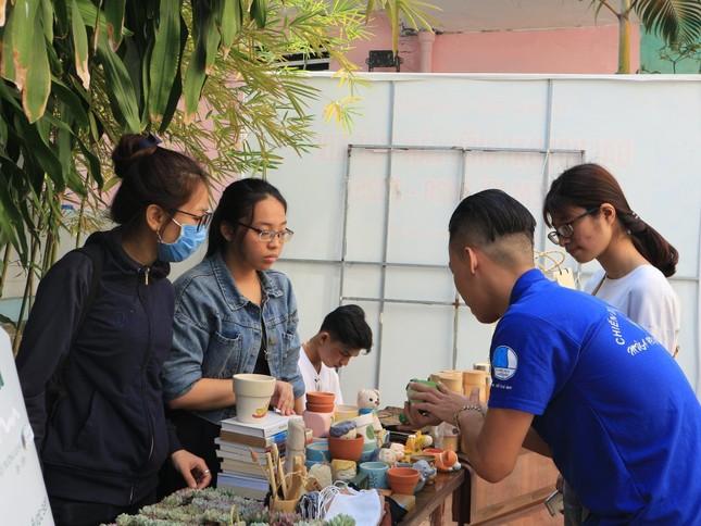 """Sài Gòn xanh hơn với """"Nhà nhiều lá""""  ảnh 7"""