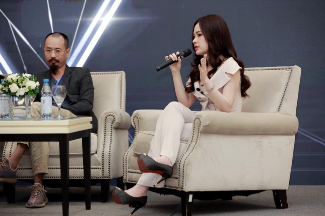 """Ba cô gái Việt xinh đẹp được Forbes vinh danh """"30 under 30"""" châu Á 2021 ảnh 1"""