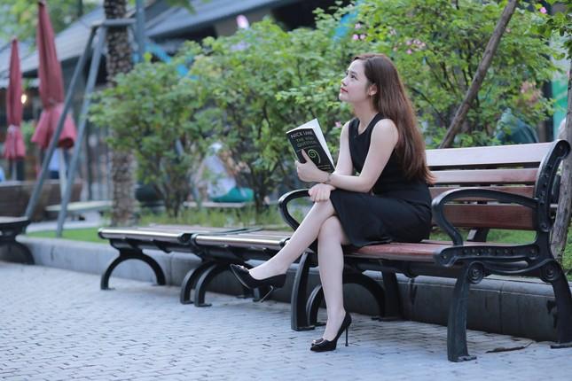 """Vẻ đẹp """"thiên thần"""" của cô gái """"30 under 30"""" châu Á Lê Hàn Tuệ Lâm  ảnh 6"""