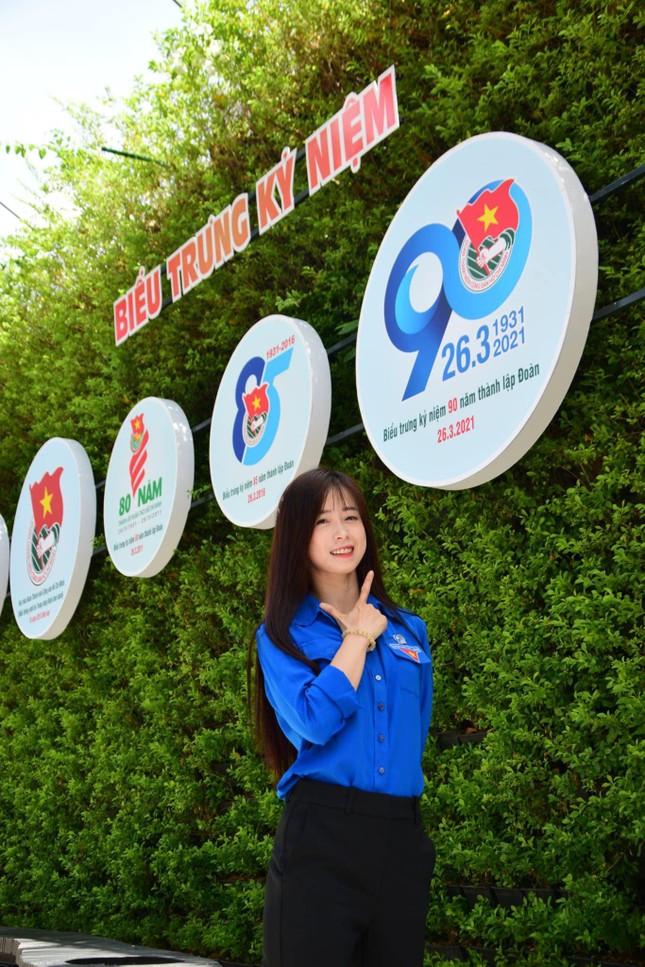 """Nhan sắc tươi tắn của """"hoa khôi"""" Taekwondo tham gia ứng cử đại biểu HĐND TP. HCM.  ảnh 8"""