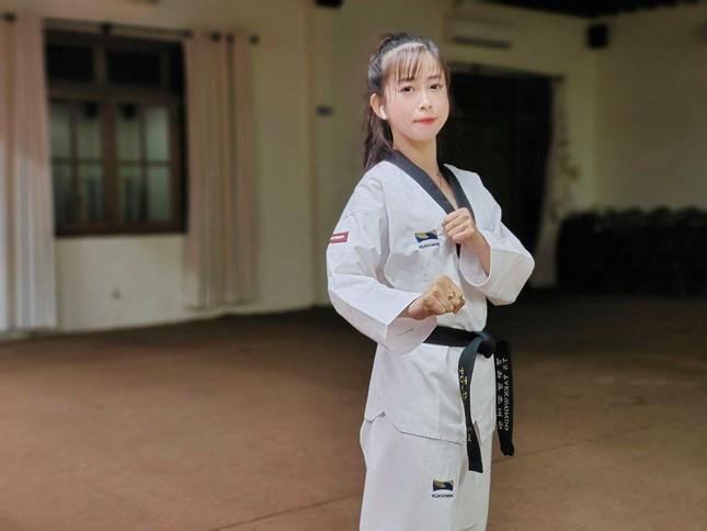 """Nhan sắc tươi tắn của """"hoa khôi"""" Taekwondo tham gia ứng cử đại biểu HĐND TP. HCM.  ảnh 5"""
