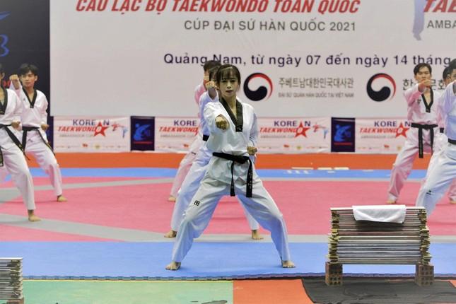 """Nhan sắc tươi tắn của """"hoa khôi"""" Taekwondo tham gia ứng cử đại biểu HĐND TP. HCM.  ảnh 3"""