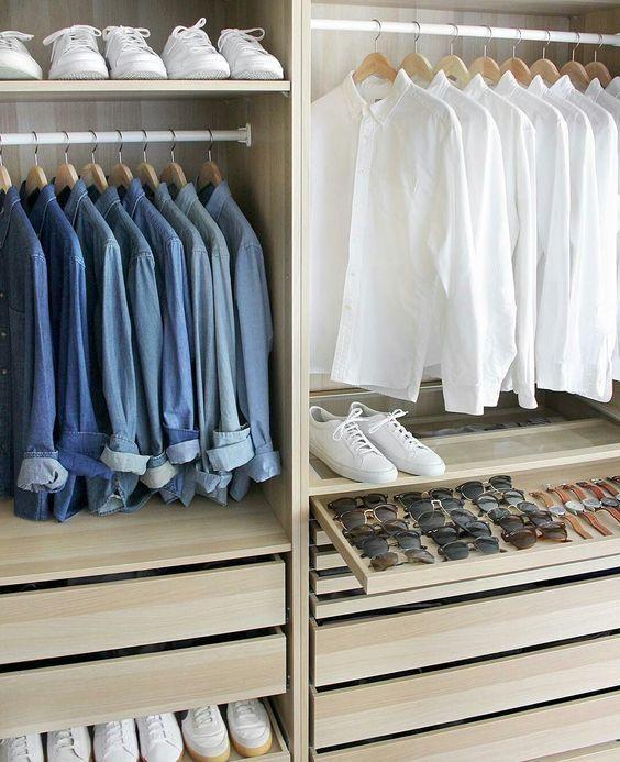 Capsule Closet - trào lưu tủ quần áo con nhộng đang ngày càng phổ biến là gì vậy? ảnh 1