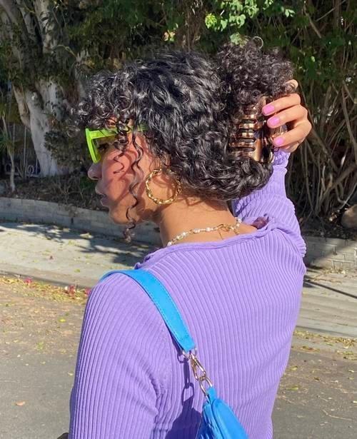 """3 kiểu tóc """"lười"""" bỗng nhiên thành xu hướng """"hot"""", đến BLACKPINK cũng """"đu trend"""" ảnh 9"""