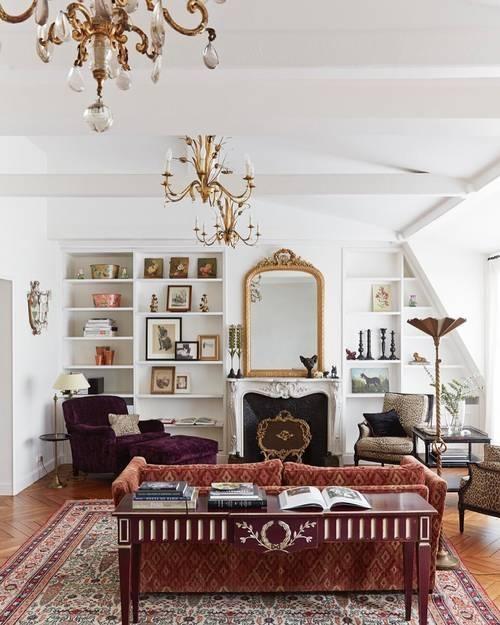 Home décor: Bí quyết một cô gái Pháp trang trí căn hộ khiến không gian trông sang hẳn ảnh 4