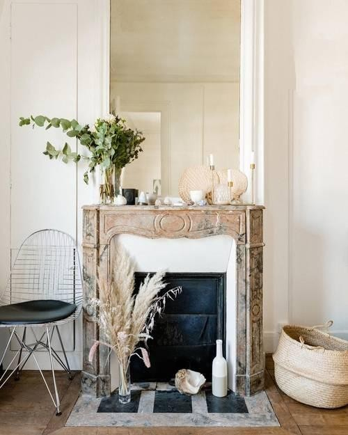 Home décor: Bí quyết một cô gái Pháp trang trí căn hộ khiến không gian trông sang hẳn ảnh 6